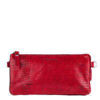 Burkely Lizard Mini Bag Schoudertas Red 871080