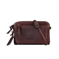 Burkely Antique Avery Mini Bag Schoudertas Brown 871856