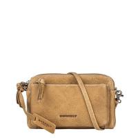Burkely Antique Avery Mini Bag Schoudertas Taupe 871856