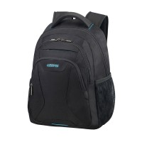 """American Tourister AT Work Laptop Backpack 13.3""""-14.1"""" Black"""
