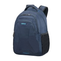 """American Tourister AT Work Laptop Backpack 13.3""""-14.1"""" Midnight Navy"""