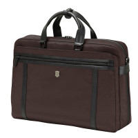 "Victorinox Werks Professional 2.0 15"" Laptop Brief Dark Earth"