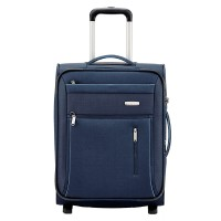 Travelite Capri 2 Wheel Trolley S Expandable Navy