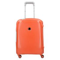 Delsey Belfort Plus Spinner Cabin Trolley Slim 55 Orange
