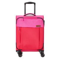 Travelite Neopak 4 Wheel Trolley S Red/Pink