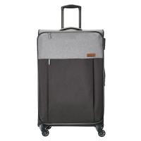 Travelite Neopak 4 Wheel Trolley L Anthracite/Grey