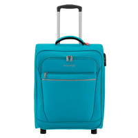 Travelite Cabin 2 Wheel Trolley Turquoise