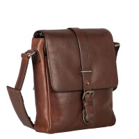 Leonhard Heyden Roma Shoulder Bag S Brown 5367