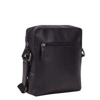 Leonhard Heyden Dakota Messenger Bag XS Black 7485