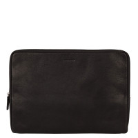 "Burkely Antique Avery Laptopsleeve 15.6"" Black 910756"