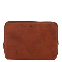 "Burkely Antique Avery Laptopsleeve 15.6"" Cognac 910756"