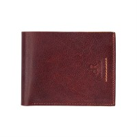 dR Amsterdam Icon Billfold Brown 91524
