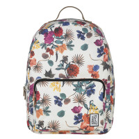 The Pack Society The Classics Rugzak Flower