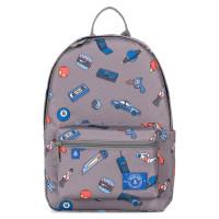 Parkland Edison Kids Backpack Patches Retro