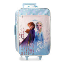 Disney Soft Trolley 50 Cm 2 Wheels Frozen II True To Myself
