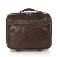 Castelijn & Beerens Firenze Business Laptoptrolley 15.6'' Mocca 9550