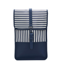 Rains Original Backpack Mini LTD Distorted Stripes