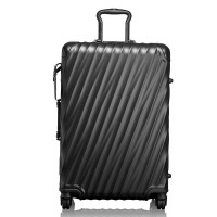 Tumi 19 Degree Aluminium Short Trip Packing Case Matte Black