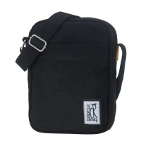 The Pack Society The Small Shoulderbag Solid Black