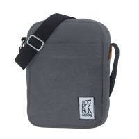 The Pack Society The Small Shoulderbag Solid Charcoal