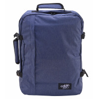 CabinZero Classic 36L Ultra Light Travel Bag Blue Jean