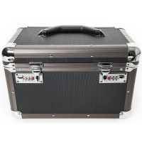Alumaxx Sheffield Carbon Beautycase Diamond Metallic 2490
