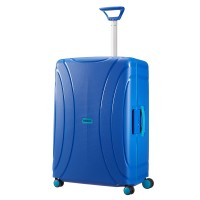 American Tourister Lock 'N' Roll Spinner 75 Skydiver Blue