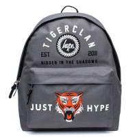 Hype Rugzak Tigerclan Grey