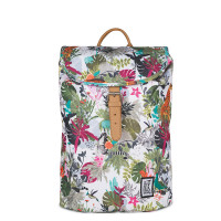 The Pack Society The Small Backpack Multicolor Jungle Allover