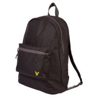 Lyle & Scott Core Backpack True Black
