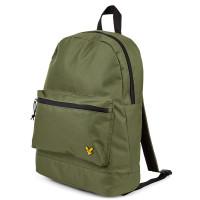 Lyle & Scott Core Backpack Woodland Green