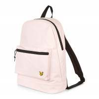 Lyle & Scott Core Backpack Pink Sherbert