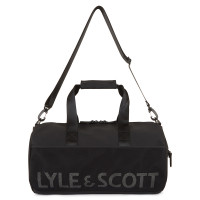 Lyle & Scott Core Over Night Bag True Black