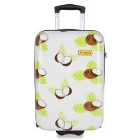 BHPPY Handbagage Koffer 55 Crazy Coco