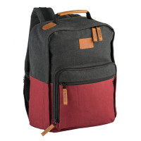 Nomad College Daypack Backpack 20L Deep Red/ Phantom