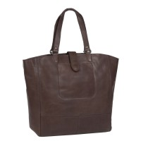 Chesterfield Oldham Shopper Brown