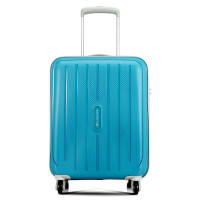 Carlton Phoenix Spinner Case Cabin 55 Teal Blue