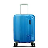 Carlton Tube Spinner Case Cabin 55 Arctic Blue