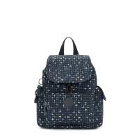 Kipling City Pack Mini Backpack Small O Print