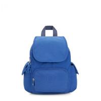 Kipling City Pack Mini Backpack Wave Blue