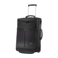 Samsonite Cityvibe Laptop Duffle Wheels Expandable 55 Jet Black