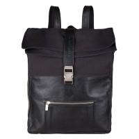 """Cowboysbag Backpack Hunter Laptop 15.6"""" Black 2276"""