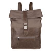 """Cowboysbag Backpack Hunter Laptop 15.6"""" Storm Grey 2276"""