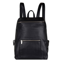 "Cowboysbag Backpack Delta Laptop 13"" Black 2145"