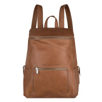 "Cowboysbag Backpack Delta Laptop 13"" Camel 2145"