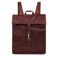 "Cowboysbag Bag Doral Laptop Rugzak 15"" Burgundy 2010"