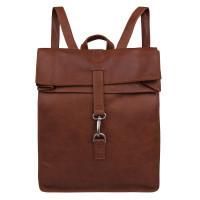"""Cowboysbag Backpack Doral Laptop Rugzak 15"""" Cognac 2010"""