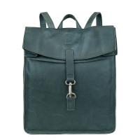 """Cowboysbag Backpack Doral Laptop Rugzak 15"""" Petrol 2010"""
