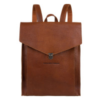 "Cowboysbag Backpack Georgia Laptop 15"" Juicy Tan 2136"