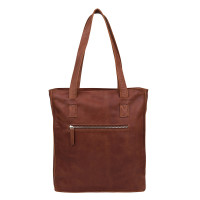 Cowboysbag Bag Jupiter Schoudertas Cognac 2015